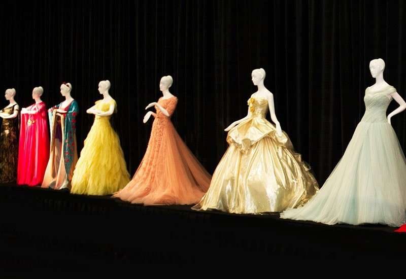 Couture Princess Dresses