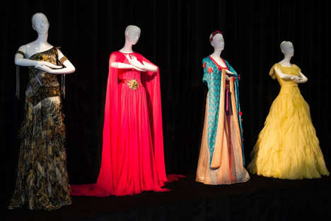 Disney Princess Couture Dresses