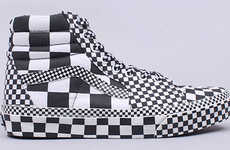 12 Checkered Shoe Designs