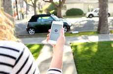 From Peer-To-Peer Parking Apps to Parking Space Auctions