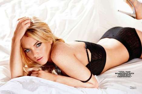 41 Lindsay Lohan Photoshoots - These Pics are in Honor of the Starlet
