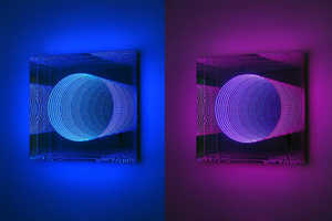 Hans Kotter Has Created a Constant Reflective Light Show