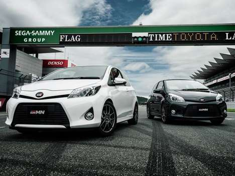 Yaris GRMN Turbo
