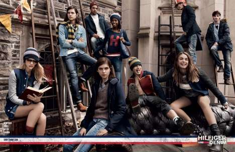 Tommy Hilfiger Denim Fall 2013
