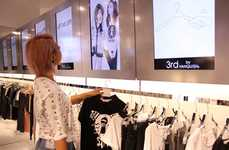 From Pop-Up Shopping Pods to Augmented Reality Dressing Rooms