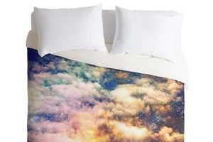 Deny Designs Offers Sheets You Won't Want to Get Out Of