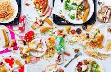 Dishevelled Dinnertime Snaps