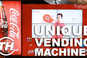 These Futuristic Vending Machines Might Revolutionize the Service Industry