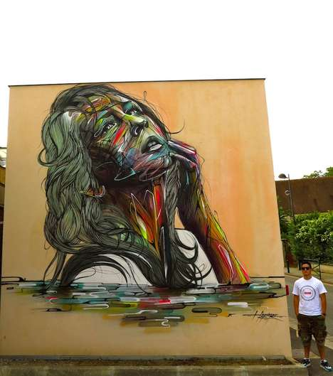 street art pieces
