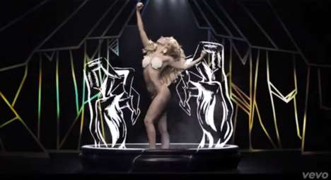 Pop Culture Tribute Videos - The Lady Gaga
