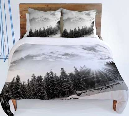 White Mountain Duvet