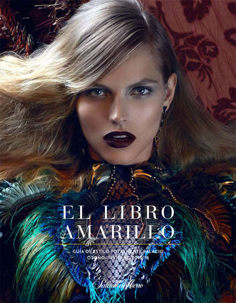 Sorceress-Inspired Fashion - The El Libro Amarillo