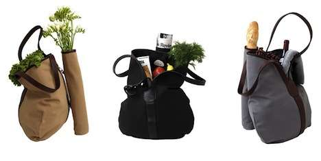 Stylish Grocery Carriers