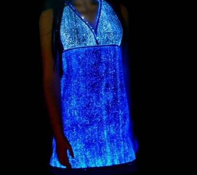Light-Emitting Party Dresses