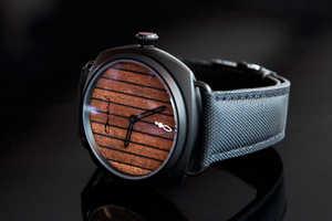 The 'Class Sail' Burel Watch Places Nautical Design on Your Wrist
