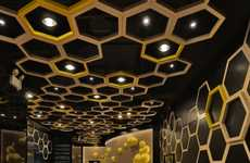 Rice Home by AS Design Service is Bee-Inspired