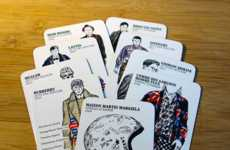 Style Card Games - Get Competitive with Fashion in this Style Wars Card Game