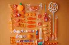Color Coded Candy Photography