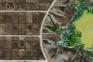 Aerial Shots by Mishka Henner Expose Ruined American Agriculture