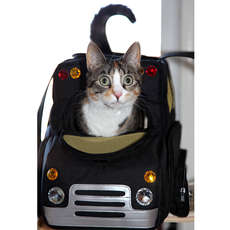 20 Precious Pet Carriers - From Cute Cat Backpacks to Designer Pooch Strollers