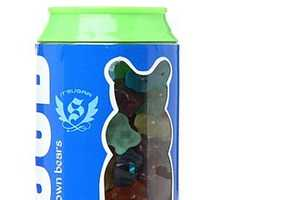 This BYOB Gummy Bear Can is Perfect for Kid-Friendly Parties