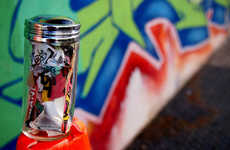 City Keepsake Vials - MissingNYC Captures Nostalgia in the New York Time Capsule Collection