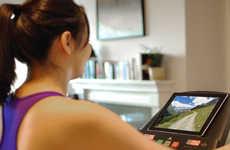 Outside-Simulating Exercise Software