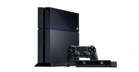 Advanced Entertainment Consoles - The Anticipated PS4 Console Will Release in the US on November 15