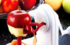 The 'Xtraordinary Apple Peeler' Strips Your Apples in Seconds