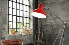 The Diana Lamp from Delightfull is Magically Large