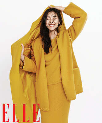 ELLE China September 2013