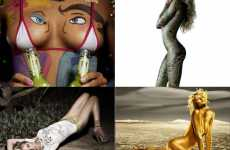 15 Body Paint Innovations - From Models Wearing Nothing to Social Activism