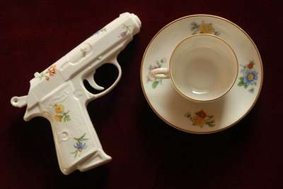 Porcelain Guns