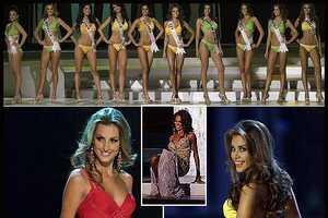 Miss USA 2008 Stumbles, Miss Venezuela Wins