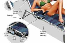 Solar Powered Loungers