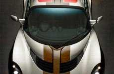 Lotus Uses Hemp for Eco Friendly Body Panels
