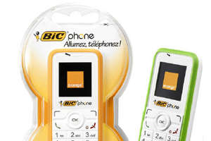 Bic in Partnership with Orange