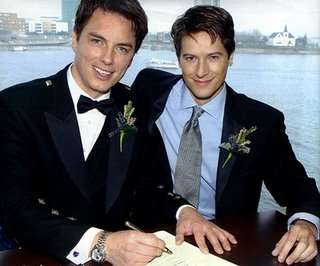 TV Show Asks Why Celebrities are Gay - John Barrowman on The Making of Me