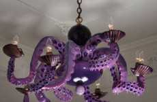 Sea-sational Chandeliers