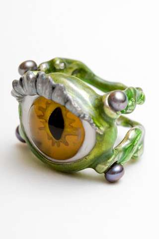 Murano Glass Eyeballs