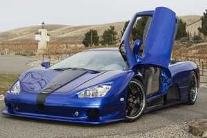 Ultimate Aero EV from Shelby SuperCars