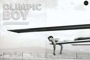 Olympic Boy in Esquire