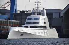 "Designer Super Yachts - Philippe Starck's ""A"" Destroyer"