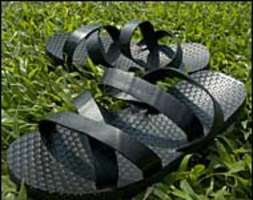 Old Ho's Rubber Tire Sandals