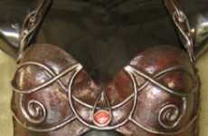 Fake Metal Bikinis