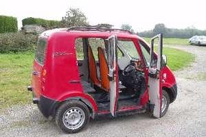ZeCar & Zevan by Stevens Vehicles