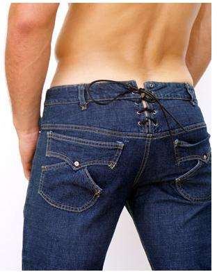 Butt Cleavage for Men - Rufskin Denim By Pouches and Coats
