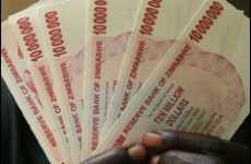 Z$100 Billion Bank Notes - Zimbabwe Hyperinflation Leads to Agro-cheques