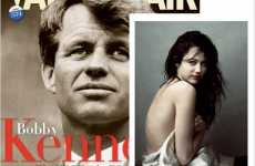Teen Sex Sells - Miley Cyrus Vanity Fair Issue is Best Seller