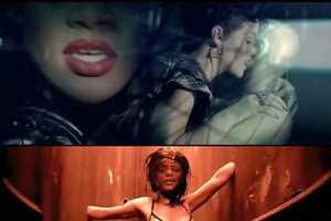 Rihanna's Disturbia Music Video